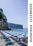 vico equense. italy july 22... | Shutterstock . vector #1111304243