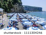 vico equense. italy july 22... | Shutterstock . vector #1111304246