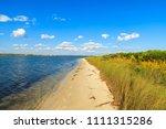 beautiful perdido beach in...   Shutterstock . vector #1111315286