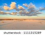 beautiful perdido beach in...   Shutterstock . vector #1111315289