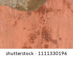 old fashioned close up grunge... | Shutterstock . vector #1111330196