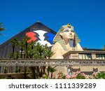 las vegas  nevada   usa   june...   Shutterstock . vector #1111339289