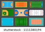 creative vector illustration of ... | Shutterstock .eps vector #1111380194