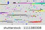 creative vector illustration of ...   Shutterstock .eps vector #1111380308