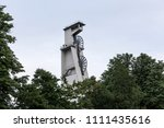 Historic Mining Tower...