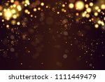abstract defocused circular... | Shutterstock .eps vector #1111449479