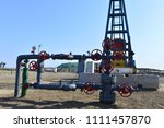 piping and valves | Shutterstock . vector #1111457870