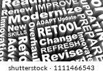 retool update modernize new...   Shutterstock . vector #1111466543
