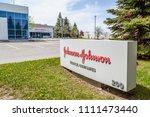 markham  ontario  canada   may... | Shutterstock . vector #1111473440