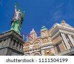 las vegas  nevada   usa   june...   Shutterstock . vector #1111504199