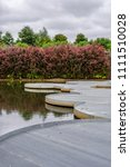 Small photo of Feature Water Garden in the Royal Botanic Gardens Cranbourne Victoria Australia