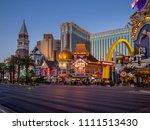 las vegas  nevada   usa   june...   Shutterstock . vector #1111513430