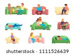 vector illustration of... | Shutterstock .eps vector #1111526639