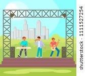 vector illustration of...   Shutterstock .eps vector #1111527254