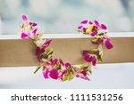 hawaii luau icon travel concept ... | Shutterstock . vector #1111531256