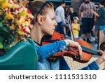 may 13  2018 minsk belarus... | Shutterstock . vector #1111531310