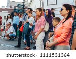may 13  2018 minsk belarus... | Shutterstock . vector #1111531364