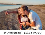 lovestory of young beautiful... | Shutterstock . vector #1111549790