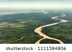 Landscape Aerial View Of...