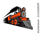 mascot icon illustration of a... | Shutterstock .eps vector #1111628339