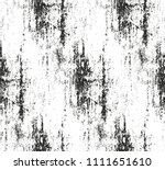distressed overlay texture of... | Shutterstock .eps vector #1111651610