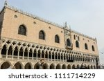 venice  italy. view of the city. | Shutterstock . vector #1111714229