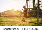 an action sport picture of a... | Shutterstock . vector #1111716203