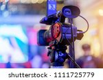 event camera in a event hall. ... | Shutterstock . vector #1111725779