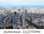 tel aviv yafo  israel   june 12 ... | Shutterstock . vector #1111772990