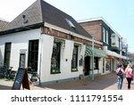 netherlands holland dutch... | Shutterstock . vector #1111791554