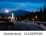 beautiful cityscape in tanah... | Shutterstock . vector #1111839320