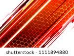 modern technological background ... | Shutterstock .eps vector #1111894880