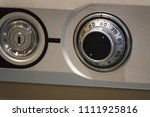 close up of classic combination ... | Shutterstock . vector #1111925816
