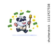 vector isolated emoji character ... | Shutterstock .eps vector #1111927538