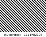 diagonal lines pattern on white ... | Shutterstock . vector #1111982306