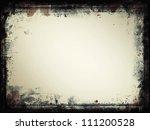 computer designed highly... | Shutterstock . vector #111200528