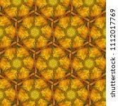 seamless art texture background.... | Shutterstock . vector #1112017769