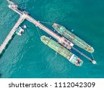 oil tanker  gas tanker in the... | Shutterstock . vector #1112042309