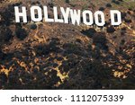 los angeles  united states  ... | Shutterstock . vector #1112075339