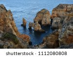 amazing and unique cliffs... | Shutterstock . vector #1112080808