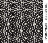 vector seamless pattern. modern ... | Shutterstock .eps vector #1112101103
