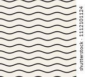vector seamless black and white ... | Shutterstock .eps vector #1112101124