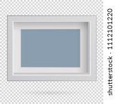 presentation rectangular... | Shutterstock .eps vector #1112101220