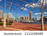 baltimore  md  usa march 26 ... | Shutterstock . vector #1112108489