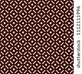 brown colors seamless pattern... | Shutterstock .eps vector #1112111996