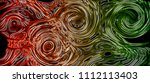 chromatic chaos  abstract... | Shutterstock . vector #1112113403