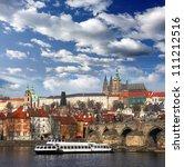 Prague Castle With Famous...