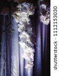 beautiful wedding flower... | Shutterstock . vector #1112153030