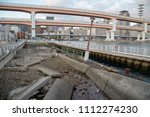 port of kobe park  kobe  kansai ...   Shutterstock . vector #1112274230