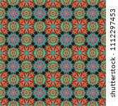 quatrefoil vector pattern....   Shutterstock .eps vector #1112297453